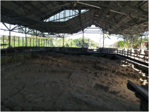 Figure 2: The largest excavation site in Taiwan — Beinan