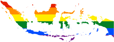 indonesia LGBT image