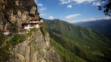 Perspective 2 on Tiger's Nest Monastery, Bhutan. Michael Foley https://www.flickr.com/photos/michaelfoleyphotography/